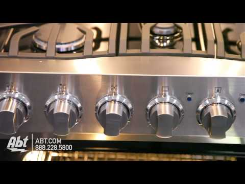 Viking 30 Stainless Steel Free Standing Gas Range RVGR3305 Overview