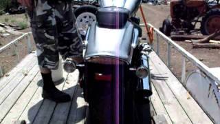 10. 2009 Yamaha Raider XV1900 113ci FOR SALE!