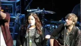 Lady Antebellum 'Dancing Away with My Heart' Live at the 2013 San Antonio Rodeo
