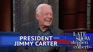 Video President Jimmy Carter Is Still Praying For Donald Trump MP3, 3GP, MP4, WEBM, AVI, FLV Agustus 2019