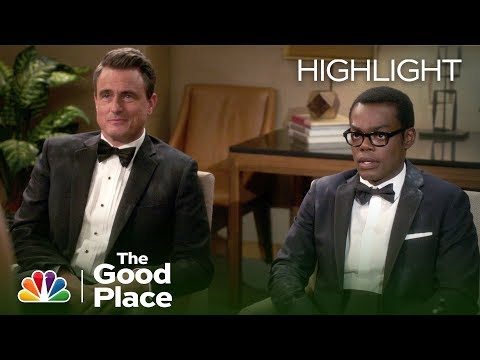 This Is the Bad Place (Again) - The Good Place (Episode Highlight)