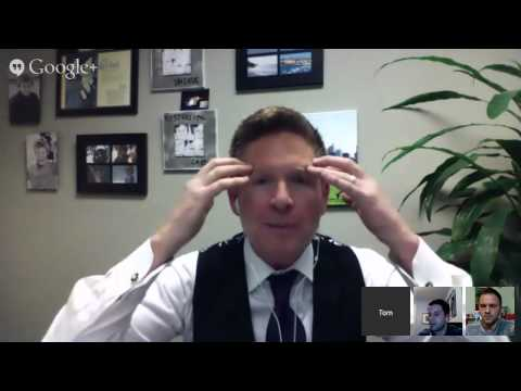 Tom Ferry LIVE talks 2014 business planning #WaterCooler