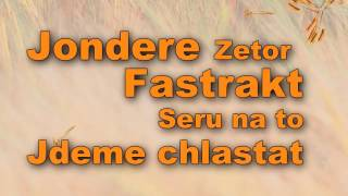 Video Nebezpečné Vidle - Traktorista (lyric)
