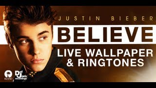 Justin Bieber BELIEVE Live WP YouTube video