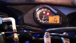 10. 2006 Yamaha Nytro ER