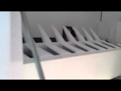 "Frigidaire Refrigerator Ice maker ""How To"" Advance Frigidaire Refrigerator Repair Help"
