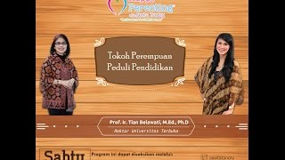 Tips Parenting Happy Parenting with Novita Tandry Episode 21 : Tokoh Perempuan Peduli Perempuan