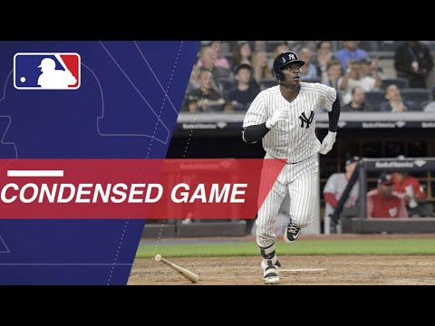 Condensed Game: WSH@NYY - 6/12/18