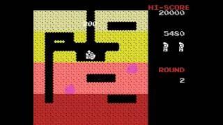 MSX Longplay [038] Dig Dug