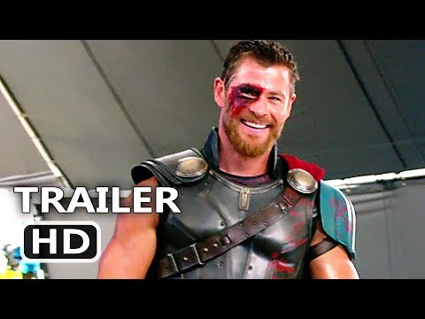 THOR RAGNAROK Official BLOOPERS # 2 (2018) Superhero Movie HD