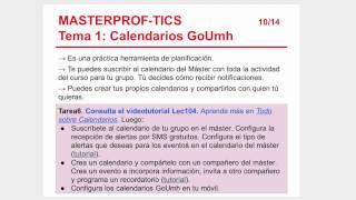 Umh0460 2013-14 Lec100 Tema 1  TICs UMH  Recursos De Comunicación I