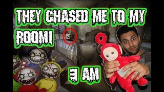 Video DO NOT PLAY WITH TELETUBBIES AT 3:00 AM *(POH ALWAYS WANT TO PLAY)* 3 AM CHALLENGE! MP3, 3GP, MP4, WEBM, AVI, FLV September 2018