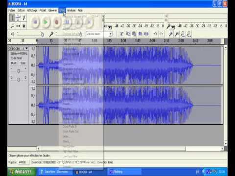 comment augmenter le volume d'une musique