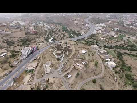 فيلم وثائقي - الباحة سحر الطبيعة