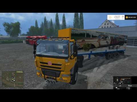 Tatra Phoenix 4x4 truck Agra V Sattelzugmaschine
