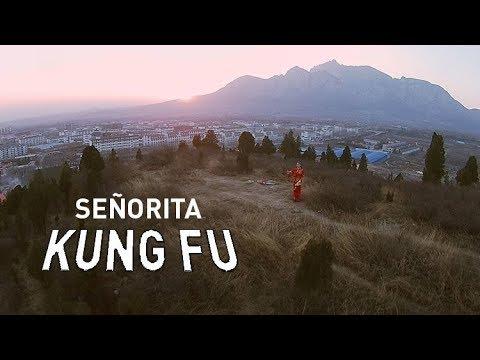 Señorita Kung Fu