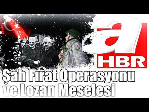 Şah Fırat Operasyonu ve Lozan Meselesi, Üstad Kadir Mısıroğlu, 27.02.2015