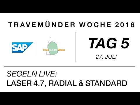 Segeln: Travemünder Woche 2016 - Tag 5 27.07.2016