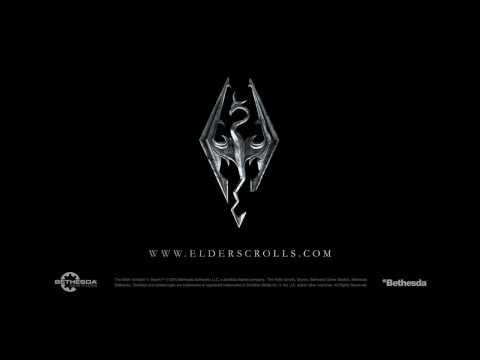 game trailer 2011 - The Elder Scrolls V Skyrim | announcement trailer (2011) XBox 360 Max von Sydow