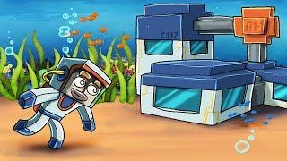 Minecraft | ULTIMATE UNDERWATER BASE - Secure Base Challenge! (Base vs Base)