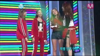 [엠카 비하인드]소녀시대 리허설, 이러고 놀아?