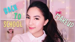 Video VERY NATURAL MAKEUP for School & How to Stay FRESH During School (Tips and Tricks + Tutorial) 🌸 MP3, 3GP, MP4, WEBM, AVI, FLV Agustus 2018