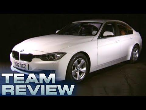 Team Review: BMW 3 Series 320d – Fifth Gear