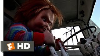 Video Child's Play 3 (1991) - Taking Out the Trash Scene (3/10) | Movieclips MP3, 3GP, MP4, WEBM, AVI, FLV Juni 2018