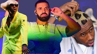 Drake Gets BOOED OFF STAGE! Tyler The Creator Fans Wanted Frank Ocean Not Drake! Camp Flog Gnaw!
