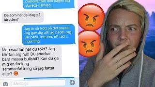 SONG LYRIC PRANK PÅ SVENSKA! Tog av mig - Norlie & KKV