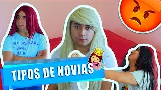 TIPO DE NOVIAS Ft. Chris Mint | MARIO AGUILAR