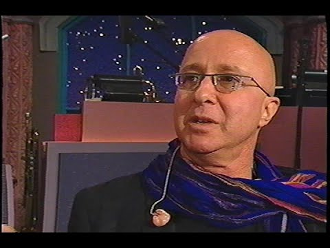 Behind the Scenes of David Letterman's Late Show with Paul Shaffer