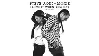 Steve Aoki & Moxie - I Love It When You Cry (Moxoki) [Extended Mix] [Cover Art]
