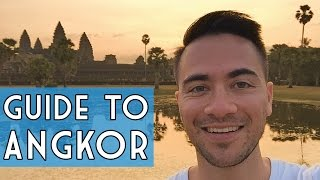 Siem Reap Cambodia  city pictures gallery : Guide to Visiting ANGKOR WAT // Siem Reap, Cambodia
