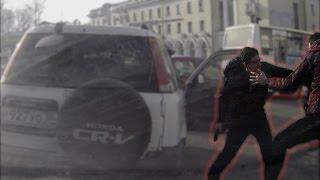 Разборки между водителями по-сибирски