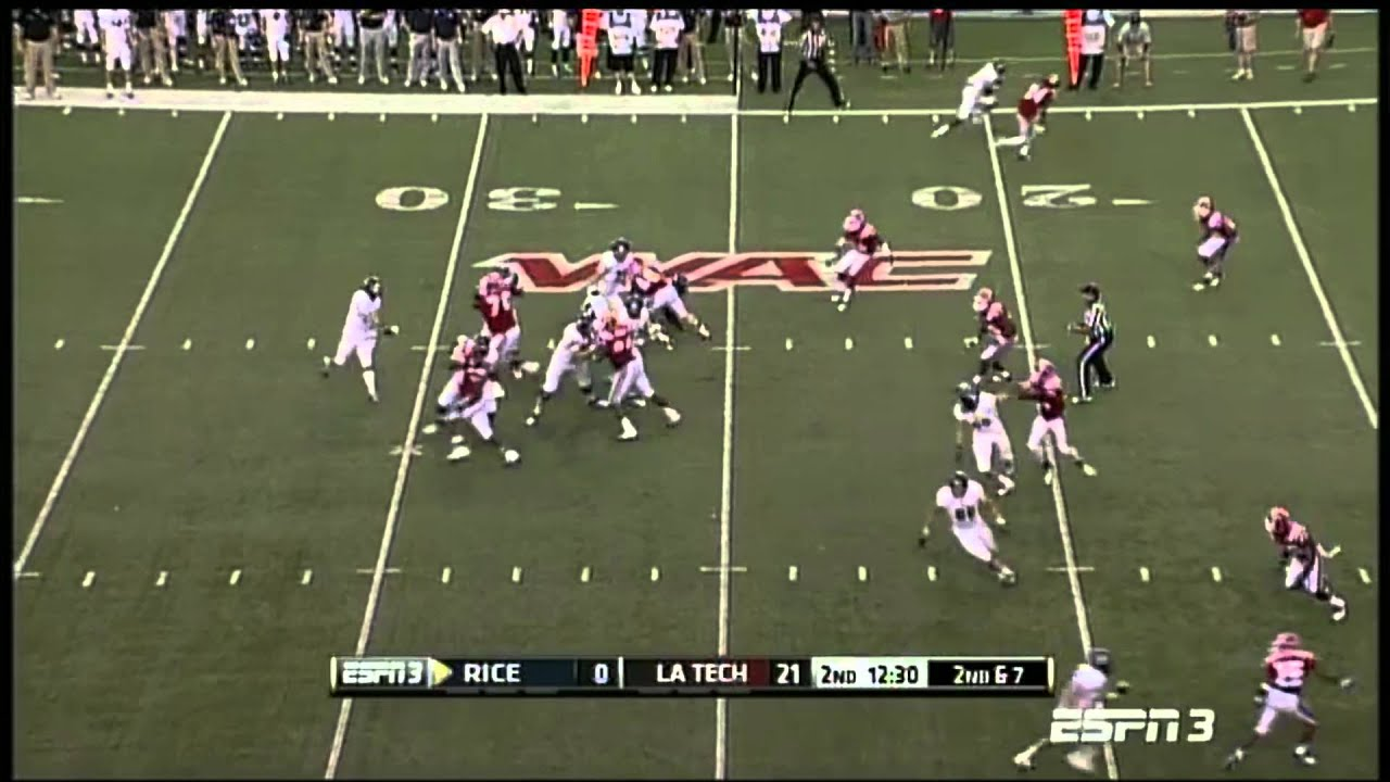 Vance McDonald vs LA Tech (2012)