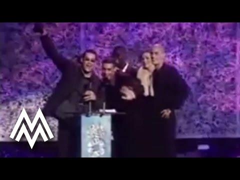 Another Level   Win 'Best Single'   Acceptance Speech   1998