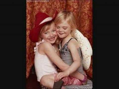 Elle and Dakota Fanning- How Far They Come