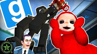 Things Are About to Get Interesting - Gmod: TTT by Let's Play