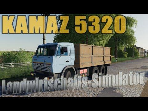 Kamaz 5320 v1.0.0.1