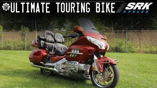 2. Watch this before you buy a Goldwing
