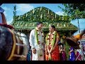 Raj Gowtham n Sushmitha Wedding Teaser Siraj Khan Photography
