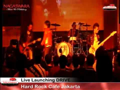 Drive Feat. Rizky The Titans, Live Launching Album Cahaya Terang Records Streaming Nagaswara FM