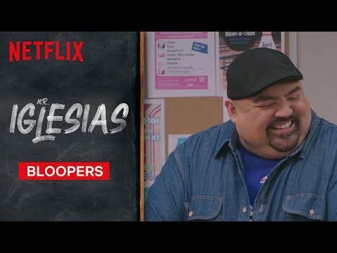Mr. Iglesias Bloopers | Netflix