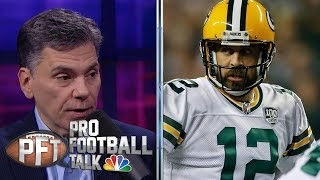 NFC Playoffs: Green Bay Packers benefit greatly with bye | Pro Football Talk | NBC Sports