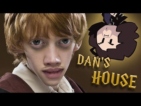 Pottermore: Which House is DANNY? - Game Grumps