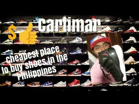 Cartimar Haul (Philippines) The cheapest place to buy shoes