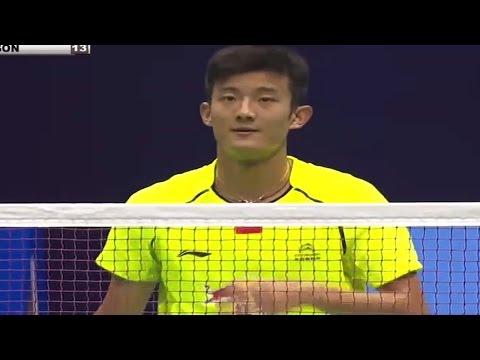 YONEX-SUNRISE HONG KONG OPEN 2014 – F – Match 3