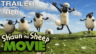 Shaun The Sheep The Movie     Official Trailer
