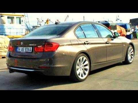 BMW 320d 2012 Test Videosu